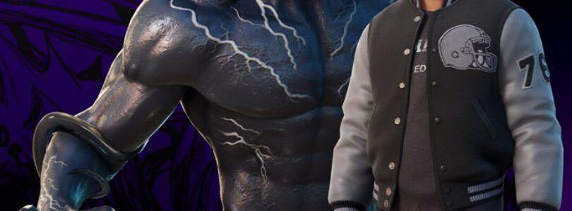 Tom Hardy'nin Venom'u Fortnite'a Geldi!