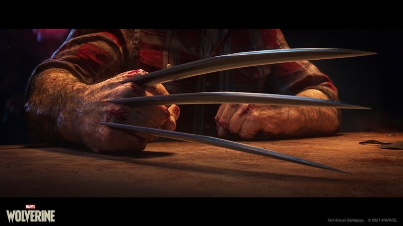 Wolverine oyunu