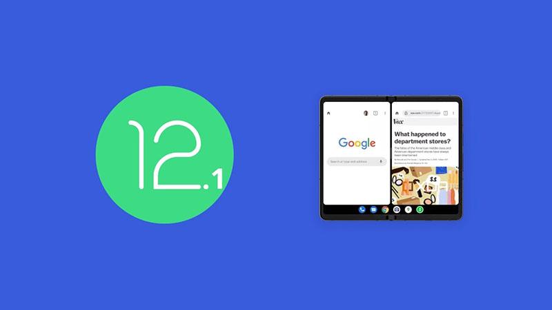 Android 12.1 Sürümü
