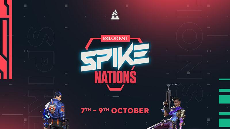 BLAST VALORANT Spike Nations