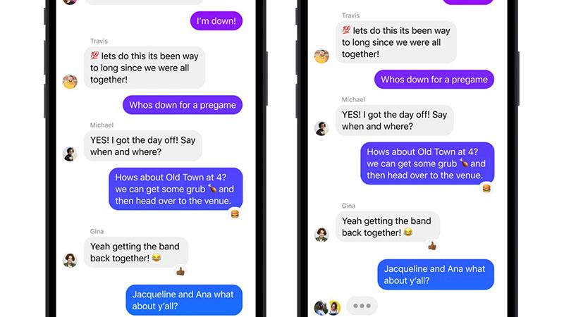Facebook ve Instagram Ortak Grup Özelliği