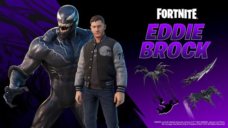 fortnite karakterleri Fortnite venom