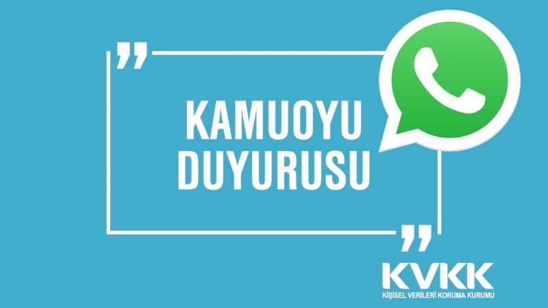 KVKK WhatsApp