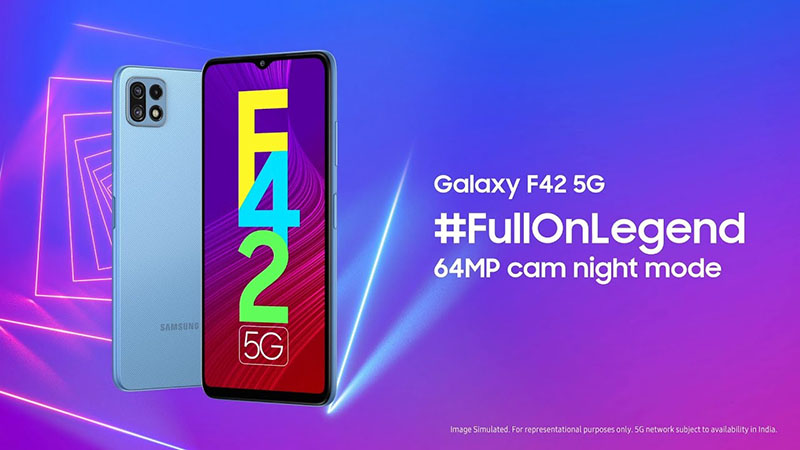 samsung galaxy f42 5g modeli duyuruldu 2