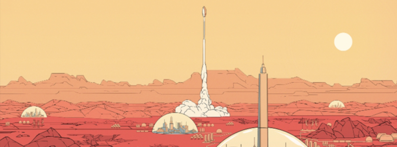 Surviving Mars 8 Eylül'e Kadar Steam'de Ücretsiz Oldu