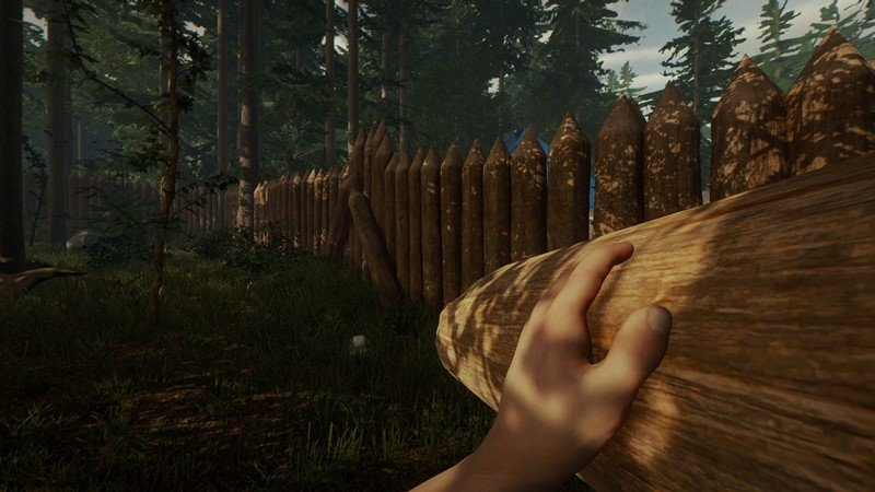 the forest hileleri 1
