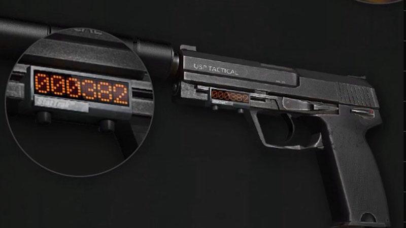 VALORANT Silahlarına Kill Sayacı