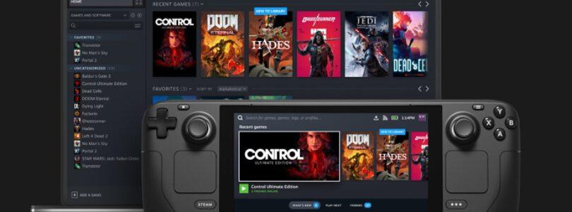 Valve, Steam Deck'teki Her Oyunu Kontrol Edecek