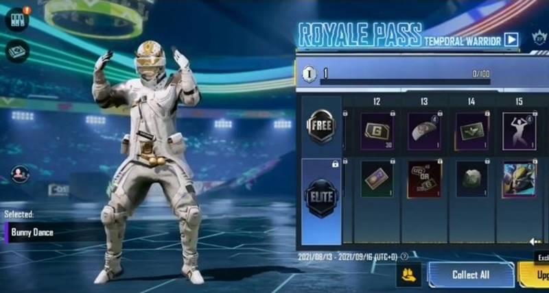 Tavşan Dansı İfadesi (Ücretsiz RP ifadesi) ve M4 RP Avatarı