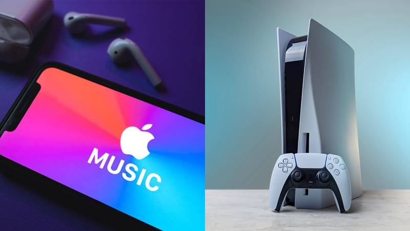 apple music playstation 5