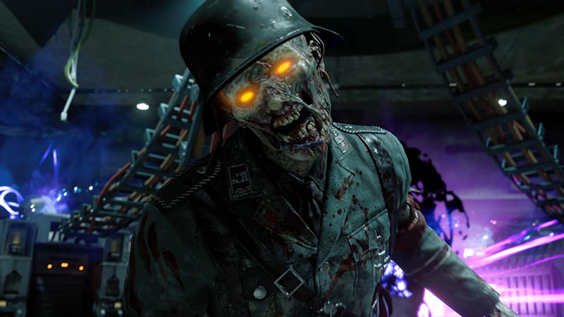 Call of Duty Vanguard Zombies Fragmanı