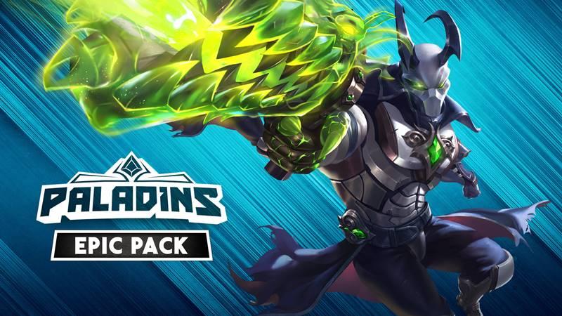 epic games ücretsiz oyunu paladins paket