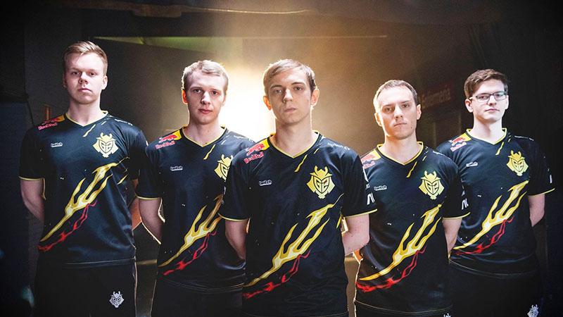 G2 Esports League of Legends