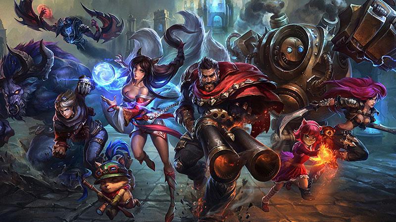 League of Legends Ücretsiz Şampiyon Rotasyonu