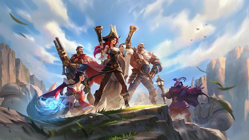 League of Legends Wild Rift Lonca Sistemi