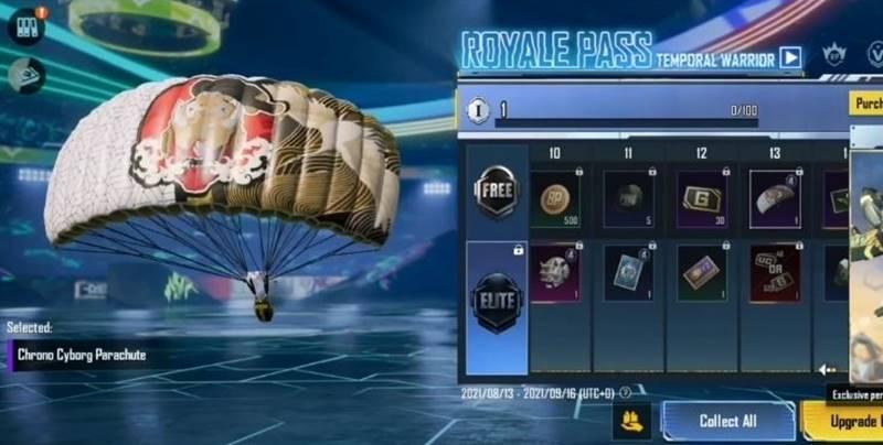 pubg mobile royale pass ödülleri