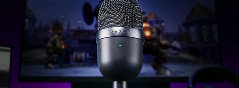 Yeni Razer Seiren Mikrofonlarını Tanıtıldı